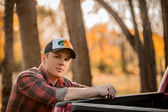 Travis Denning; Photo courtesy UMG Nashville