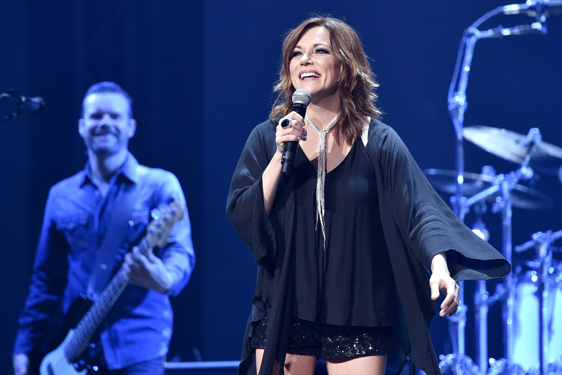 Martina McBride; Photo by John Shearer/Country Rising/Getty Images
