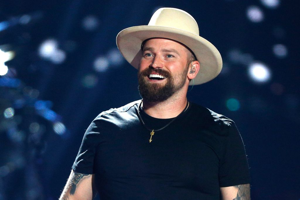 Zac Brown; Photo by Ethan Miller/Getty Images for iHeartMedia
