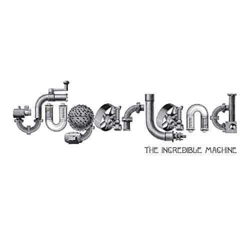 Sugarland - The Incredible Machine; Photo Courtesy Mercury Nashville