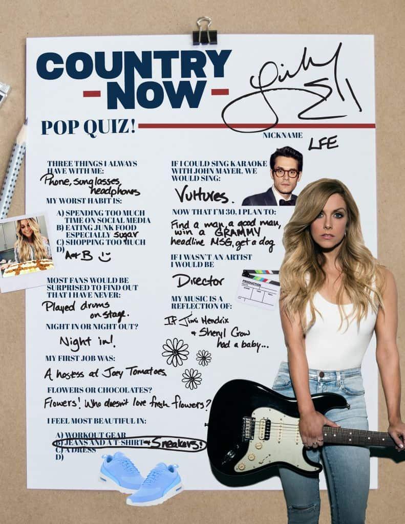 Pop Quiz! feat. Lindsay Ell