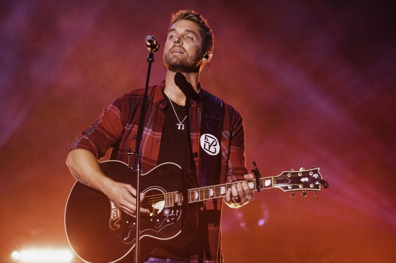 Brett Young; Photo by Steven Alan Worster