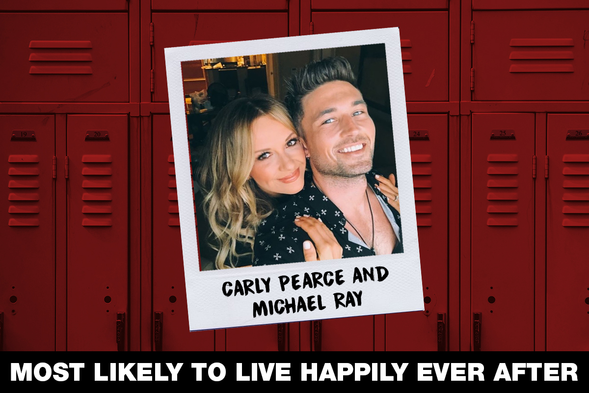 Carly Pearce, Michael Ray; Country Now Superlatives