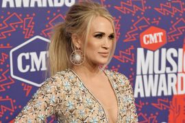 Carrie Underwood; Photo by Mike Coppola/Getty Images for CMT