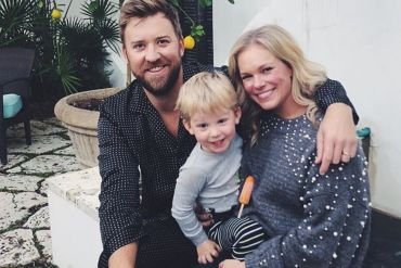 Charles Kelley and Family; Photo via Instagram
