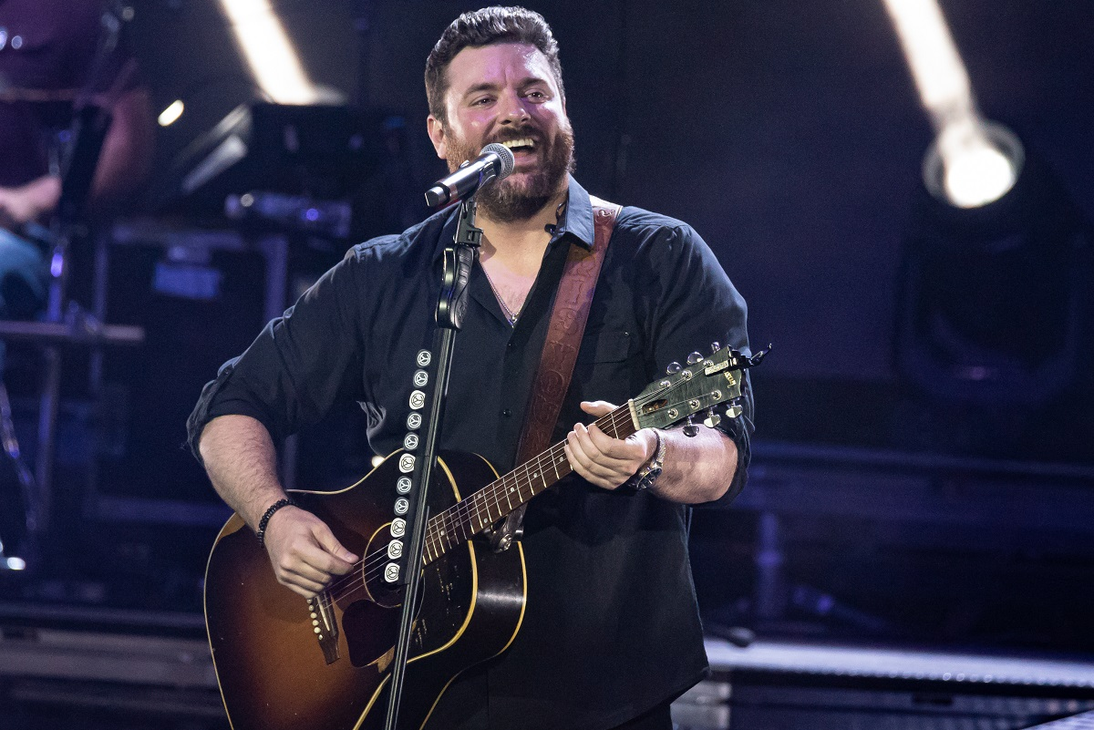 Chris Young; Photo by Andrew Wendowski