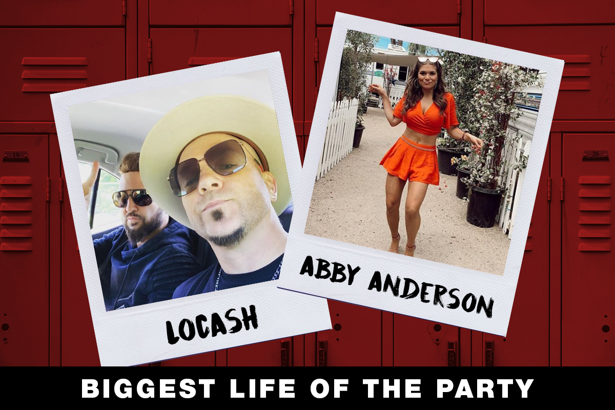 LOCASH, Abby Anderson; Country Now Superlatives