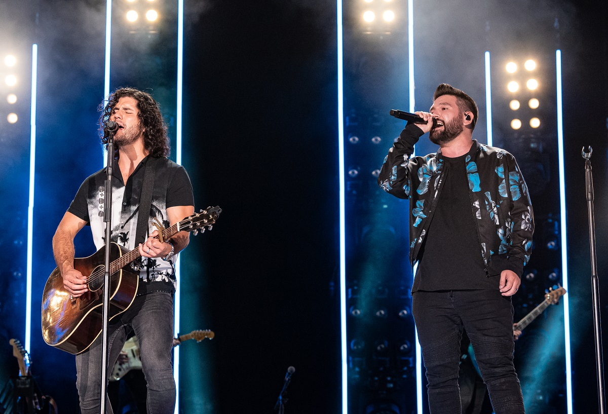 Dan + Shay; Photo by Andrew Wendowski