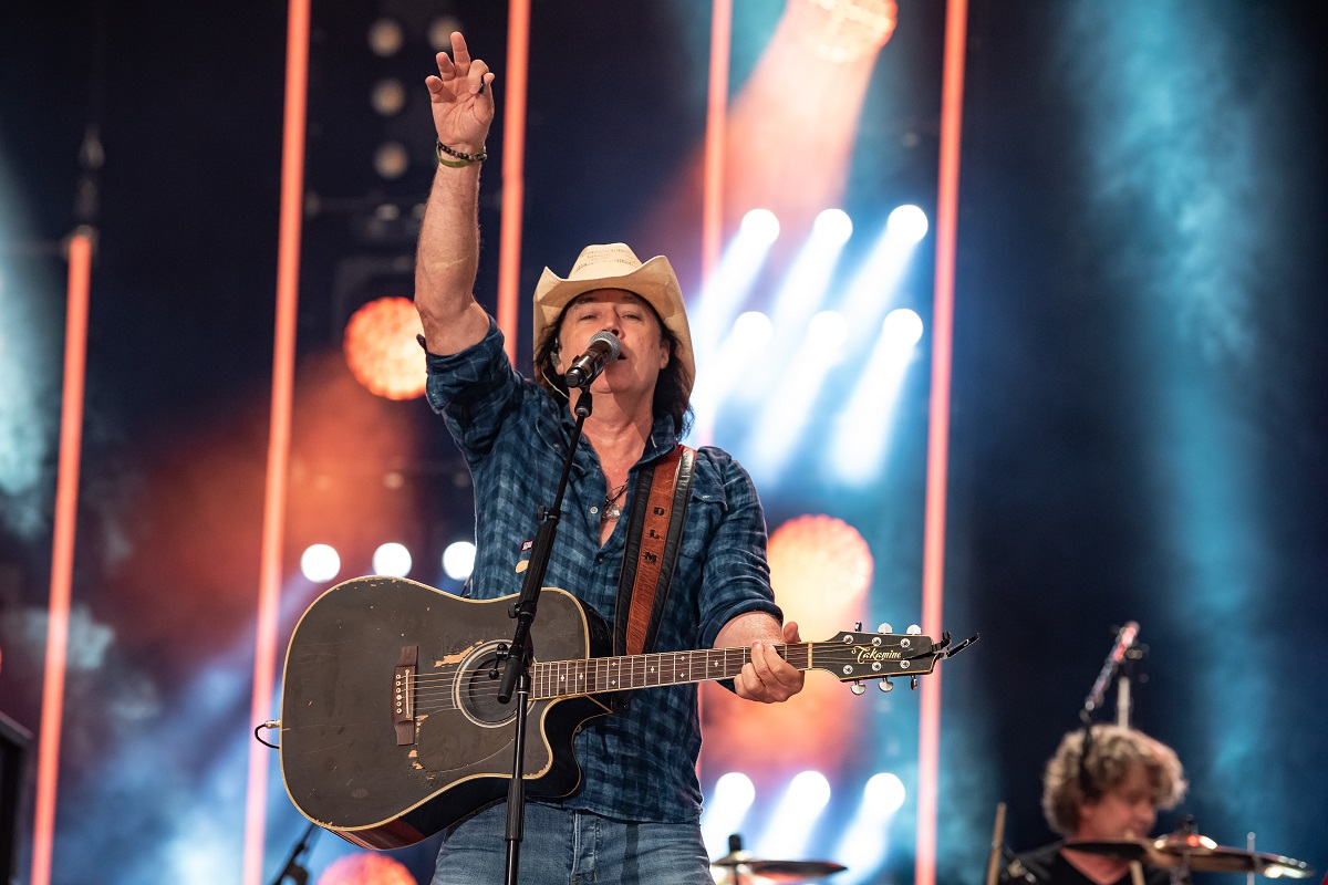 David Lee Murphy; Photo by Andrew Wendowski