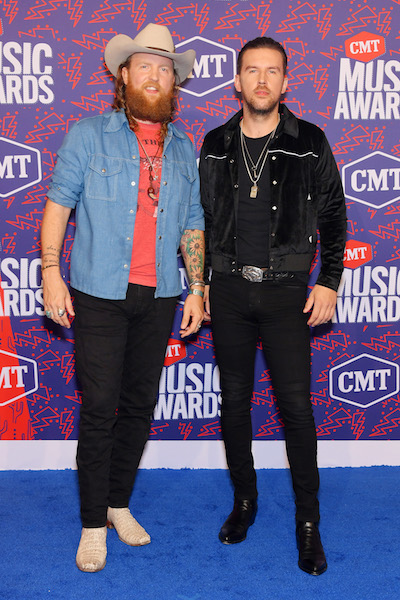 Brothers Osborne; Photo by Mike Coppola/Getty Images for CMT