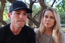 Granger Smith and Wife