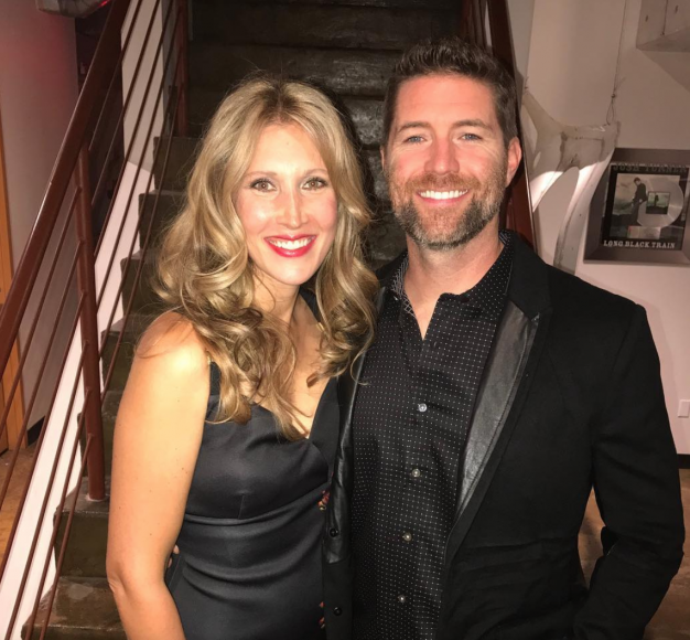 Josh Turner and Wife; Photo via Instagram