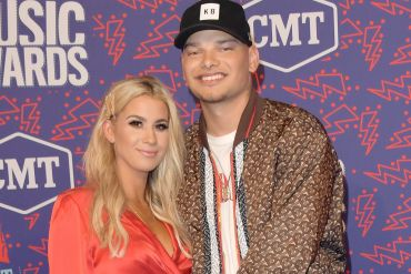 Katelyn Jae and Kane Brown; Photo by Michael Loccisano/Getty Images