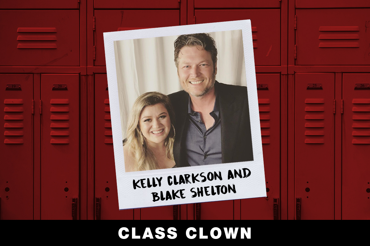 Kelly Clarkson, Blake Shelton; Country Now Superlatives