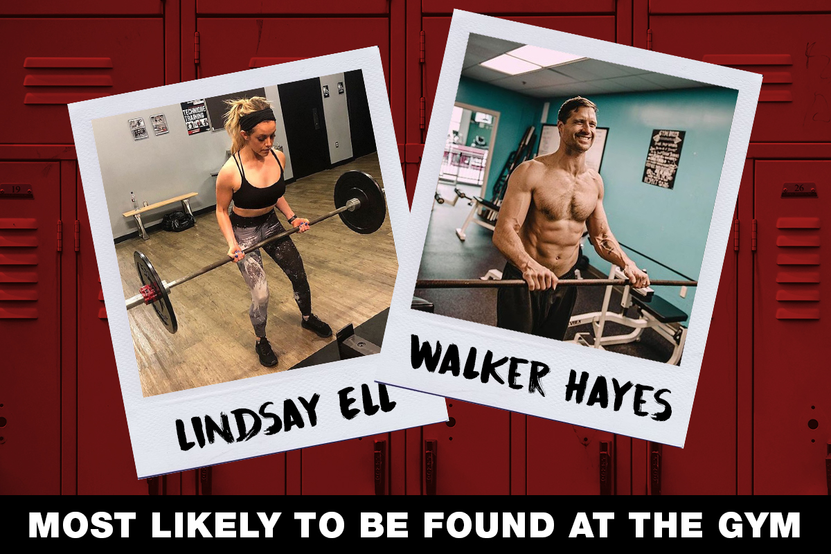 Lindsay Ell, Walker Hayes; Country Now Superlatives