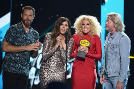 Little Big Town; Photo by Jason Kempin/Getty Images for CMT
