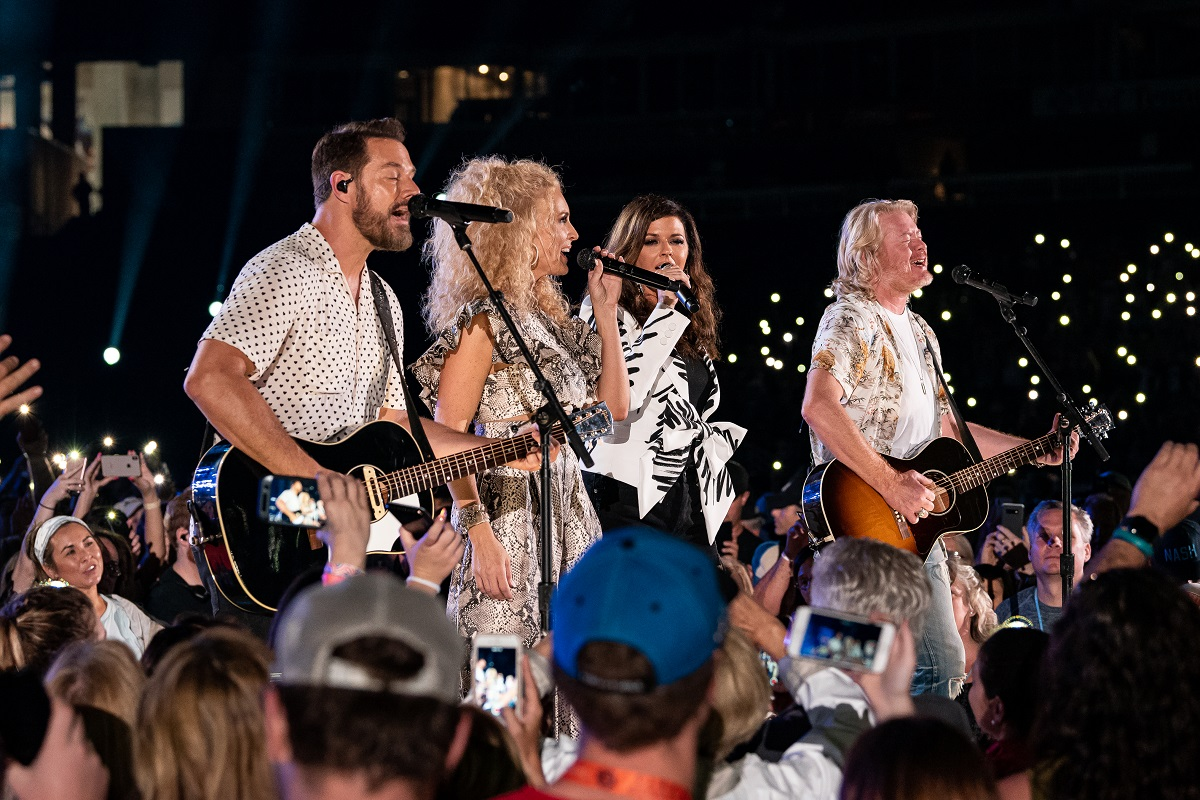 Little Big Town; Photo by Andrew Wendowski