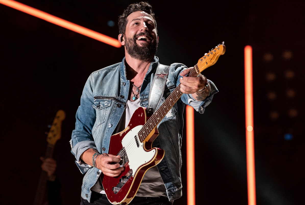 Matthew Ramsey of Old Dominion; Photo by Andrew Wendowski