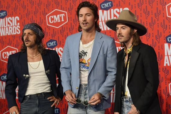 Midland; Photo by Mike Coppola/Getty Images for CMT