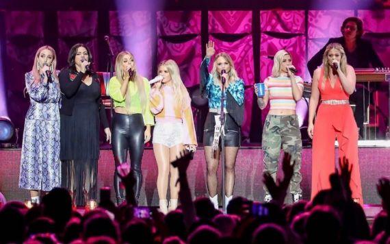 Pistol Annies, Lindsay Ell, Maren Morris, Miranda Lambert, Cassadee Pope, Lauren Alaina