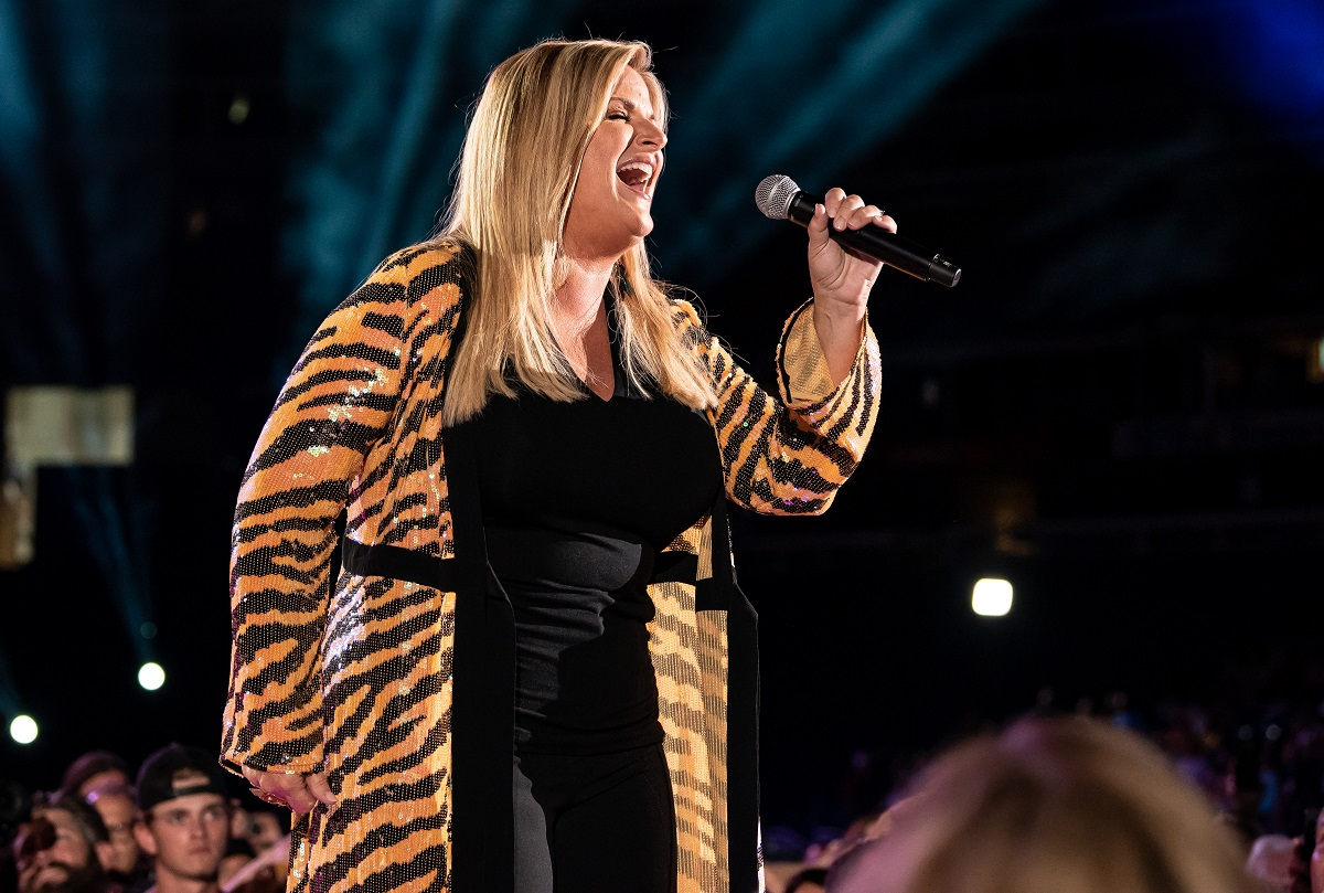 Trisha Yearwood; Photo by Andrew Wendowski