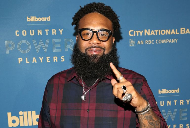 Blanco Brown; Photo by Terry Wyatt/Getty Images for Billboard