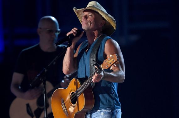 Kenny Chesney; Photo by Ethan Miller/Getty Images for dcp