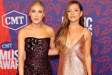 Maddie & Tae; Photo by Mike Coppola/Getty Images for CMT