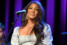 Mickey Guyton; Photo by Jason Kempin/Getty Images for Country Music Hall of Fame and Museum