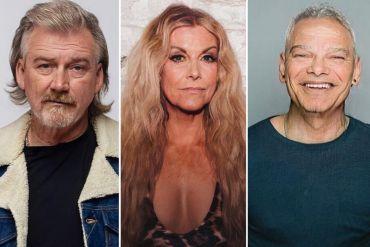Morgan Wallen, Lindsay Ell, Kane Brown- FaceApp