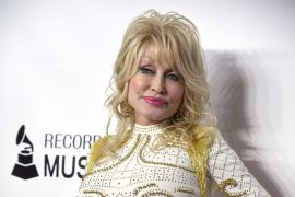 Dolly Parton; Photo by Frazer Harrison/Getty Images