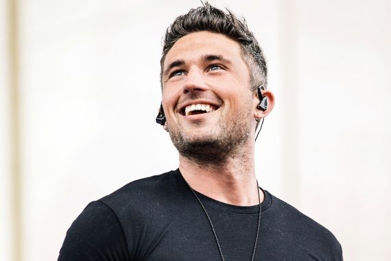 Michael Ray; Photo by Danielle Del Valle/Getty Images
