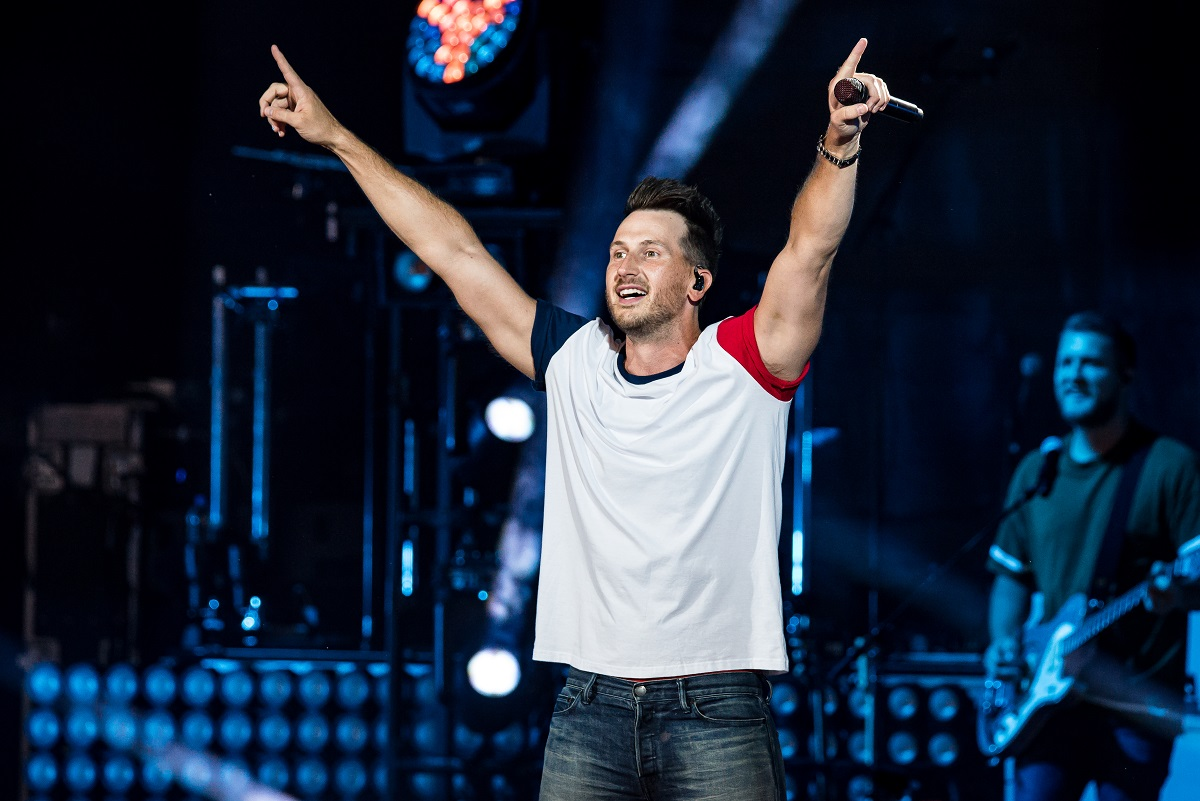 Russell Dickerson; Photo By Andrew Wendowski
