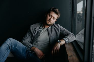 Adam Doleac; Photo by Kate Dearman