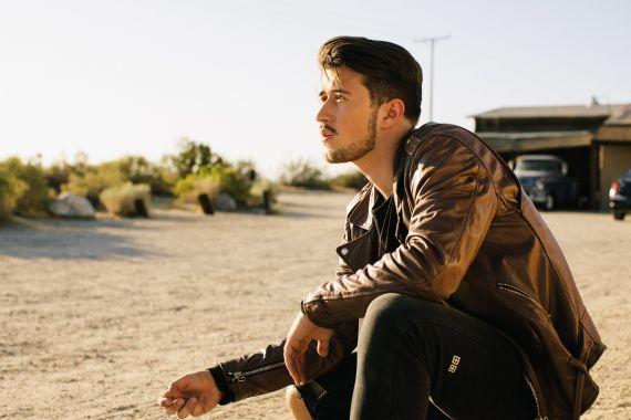 Dylan Schneider; Photo by Catie Laffoon