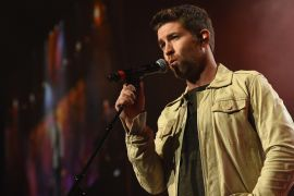 Josh Turner; Photo by Rick Diamond/Getty Images for Outback Concerts