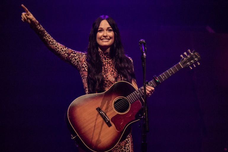 Kacey Musgraves; Photo by Andrew Wendowski