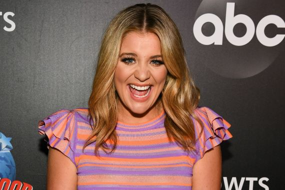 Lauren Alaina; Photo by Dave Kotinsky/Getty Images for Planet Hollywood International