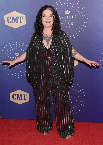 Ashley McBryde; Photo by Jason Kempin/Getty Images for CMT/Viacom