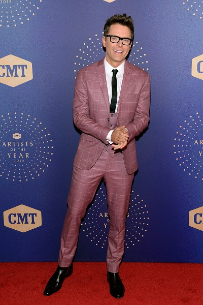 Bobby Bones; Photo by Jason Kempin/Getty Images for CMT/Viacom