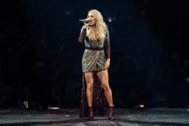 Carrie Underwood; Photo by Andrew Wendowski