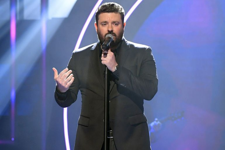 Chris Young; Photo by Jason Kempin/Getty Images for CMT/Viacom