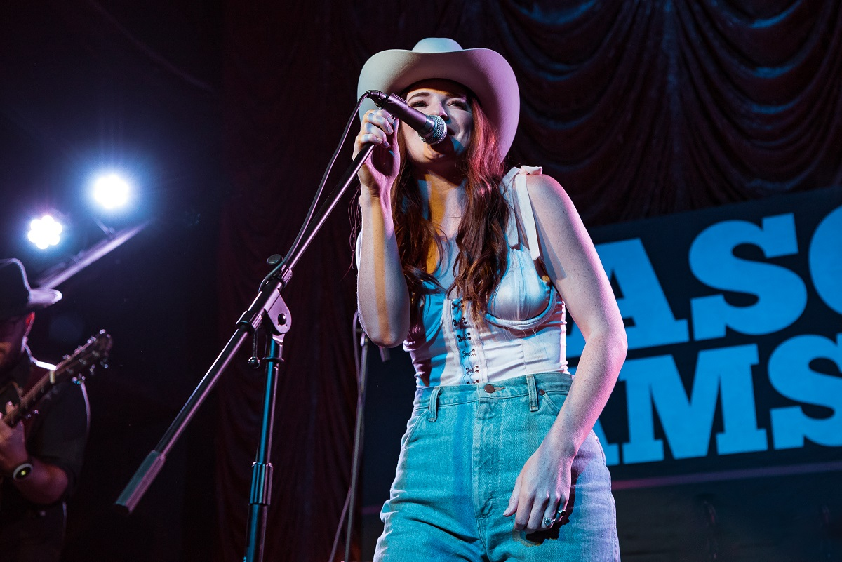 Jenna Paulette; Photo by Andrew Wendowski