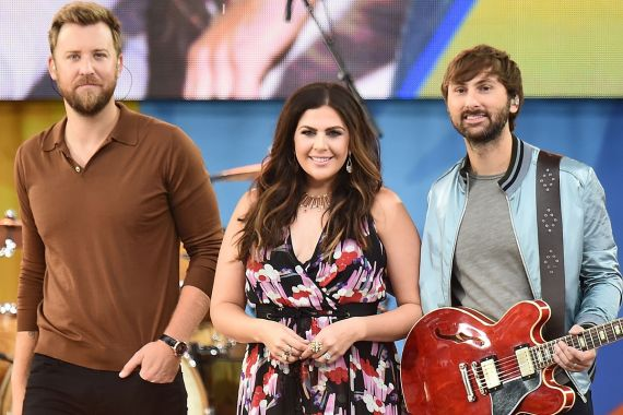Lady Antebellum; Photo by Michael Loccisano/Getty Images
