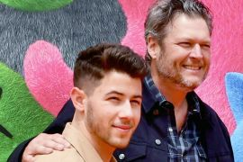 Nick Jonas, Blake Shelton; Photo by Emma McIntyre/Getty Images