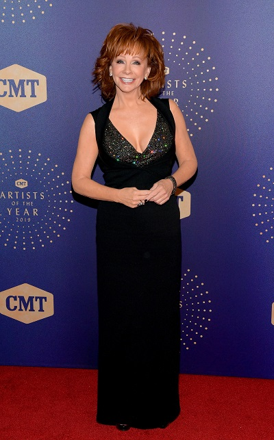 Reba McEntire; Photo by Jason Kempin/Getty Images for CMT/Viacom