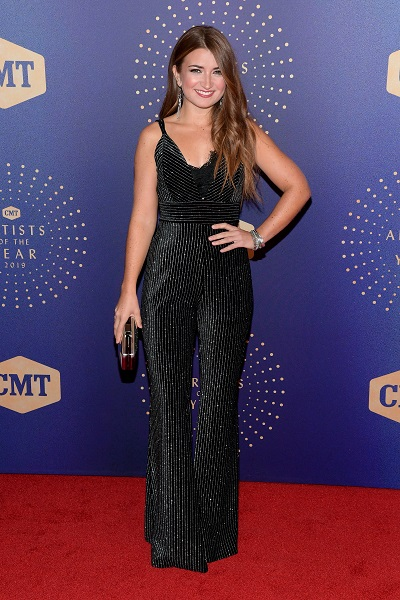 Tenille Townes; Photo by Jason Kempin/Getty Images for CMT/Viacom