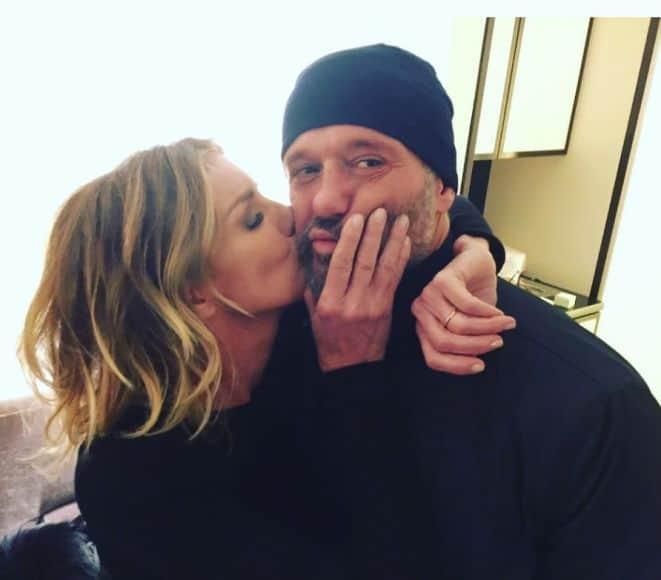 Tim McGraw and Faith Hill; Photo via Instagram