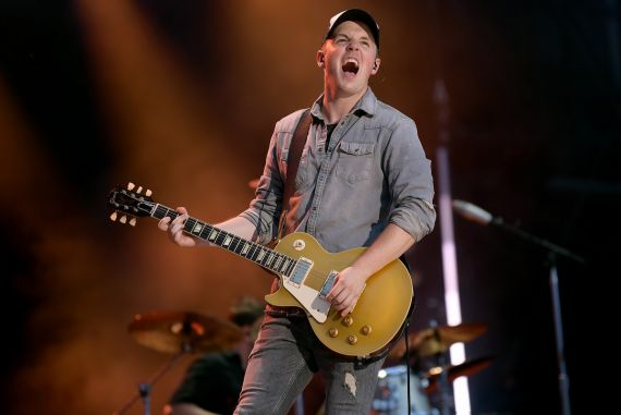 Travis Denning; Photo by Jason Kempin/Getty Images