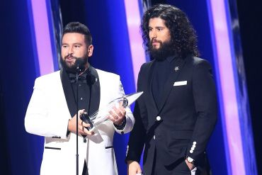 Dan + Shay; Photo by Terry Wyatt/Getty Images